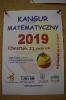 Konkurs Kangur Matematyczny 2019