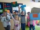 Godziny dla Ziemi w klasach 1 - 4