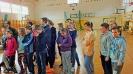 Turniej powiatowy BRD w ZS w Górsku