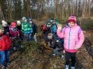 Zajęcia w Szkole Leśnej na Barbarce